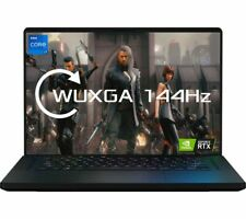 """ASUS ROG Zephyrus M16 16"""" Gaming Laptop Intel Core i7 RTX 3060 1 TB SSD - Currys"""