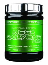 Scitec Nutrition Mega Daily One plus (120 Caps)