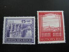 THIRD REICH 1941 mint Vienna Trade Show stamp set!