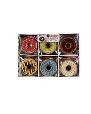 Bulk Wholesale Job Lot 300 Doughnut Erasers Rubbers Toys