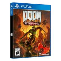 Doom Eternal PS4 (Sony PlayStation 4, 2019) Brand New - Region Free