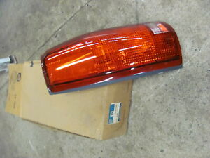 NOS NEW OEM LH Tail Light OBS Chevy GMC 88-98 5975509 97 96 95 94 93 92 91 90 89