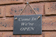 Slate Personalised Decorative Indoor Signs/Plaques