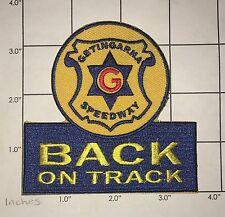 Getingarna Speedway Patch - Back On Track