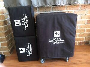 HK Lucas Performer PA System