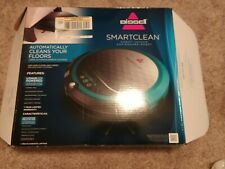 Bissell SmartClean Vacuum Cleaner Robot Model 1974 Tested Works FAST SHIPPING