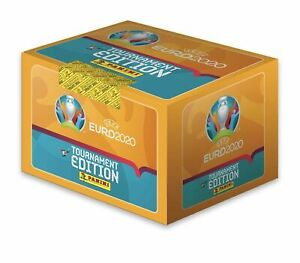 Panini Euro 2020 Tournament Edition Stickers 10, 20, 50, 100 Pack *SELLING FAST*