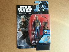 "Star Wars Rogue One Bodhi Rook 3.75"" Action Figure Wave 3 Brand New 2017"
