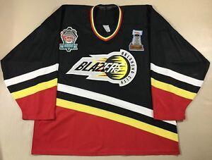 Vintage Oklahoma City Blazers Hockey Jersey SizeXL