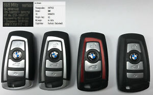 BMW F series Genuine blank key HUF5661 868MHz  PCF7953
