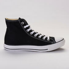 962502229ca CONVERSE CHUCK TAYLOR ALL STAR BLACK WHITE M9160C HIGH TOP UNISEX SNEAKERS
