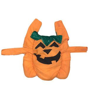 Pet Dog Halloween Pumpkin Costume - Size Extra Large
