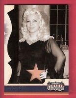 MAE WEST WORN SWATCH MATERIALS RELIC CARD 2008 AMERICANA MEMORABILIA WC FIELDS
