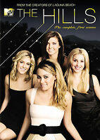 The Hills - The Complete First Season (DVD) 3- DISC & COVER ART ONLY NO CASE