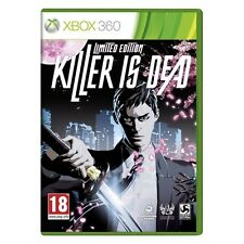 Killer is Dead Limited Edition Game Xbox 360 Microsoft Xbox 360 PAL Brand New