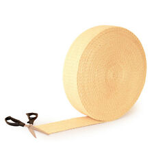 1 metre Length kevlar wick 50mm 2 inch wide 3.2 thick for fire toys poi staff
