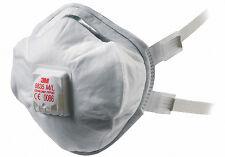 3M 8835 - Premium Valved Dust Mask Respirator FFP3D - Box of 5