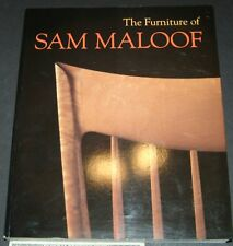 The Furniture of Sam Maloof by Jeremy Adamson, Sam M...