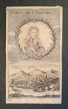 c1720 Landau in der Pfalz Joseph I Spanischer Erbfolgekrieg War of Succession