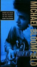 From His Head to His Heart to His Hands [Box] by Michael Bloomfield (CD, Feb-2014, 4 Discs, Columbia (USA))