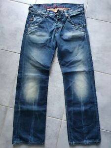 PEPE JEAN Jean homme bleu Taille 34 US