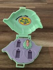 Vintage 1991 Polly Pocket Earring Case - 1 Earring Only