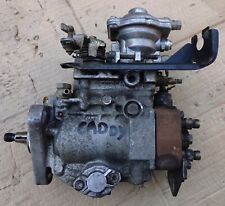 FUEL INJECTION PUMP DIESEL VW GOLF PASSAT JETTA SANTANA CADDY ENGINE JR 1,6cc TD
