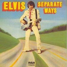 separate Ways 0886970967426 By Elvis Presley CD