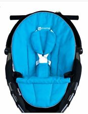 4moms Origami 4 Moms Color Kit Baby Stroller Seat Insert Shoulder Pads Blue NEW