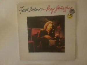 "Rory Gallagher 'Fresh Evidence' 12"" Vinyl A1/B1 Porky Prime Cut CAPOLP14 - NM/EX"