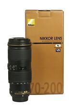 Nikon Nikkor AF-S 70-200 mm 1:4g ed VR-una pieza única de la foto distribuidores