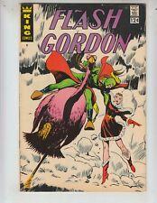 Flash Gordon 8 FVF (7.0) 9/67 King Comics!