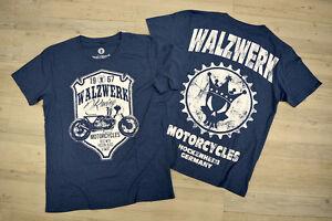 """Orig. WalzWerk T-Shirt """"The Blue One"""", alle Grössen"""