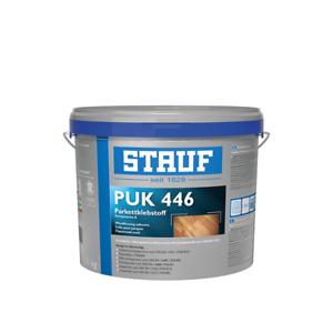STAUF PUK 446 2K-PU Parkettklebstoff + Härter Nr. 5