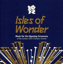 Music For The Opening Ceremony Of The 2012 Olympic - Isles Of W (2012, CD NIEUW)
