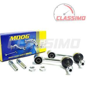 Moog Rear Anti Roll Drop Links for SEAT ALHAMBRA + ALTEA + LEON Mk2 + TOLEDO Mk3
