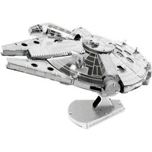 Metal Earth STAR WARS Falcon MMS251 3D Metallbausatz Bausatz