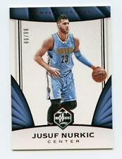 16/17 LIMITED RED SPOTLIGHT #30 JUSUF NURKIC 80/99 NUGGETS *54539
