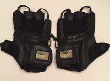 Grip Power Pads Premium Quality Workout Gym Weightlifting Gloves- Medium