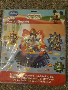 Disney Mickey Mouse Clubhouse Table Decorating Kit