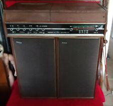 More details for vintage 1970's hacker tribune hifi system with large speaker - powers up