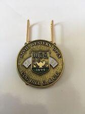 RARE Vintage 2001 Western Open WGA Golf Money Clip Badge Cog Hill