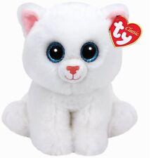 Pearl White Cat Classic - Ty Beanie 90236