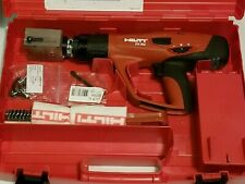 HILTI DX 462 Powder actuated tool with X-HM Head PRE OWNED.