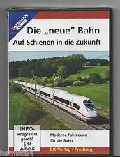 """Die """"neue"""" Bahn    Auf Schienen in die Zukunft"""