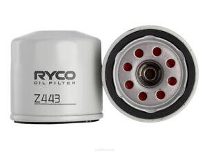Ryco Oil Filter Z443