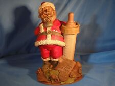 Santa Baby- 1990~Tom Clark Gnome~Cairn Item #5096 Great Condition