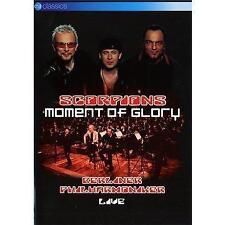 Scorpions - Moment Of Glory - Berliner Philharmoniker (NEW DVD)