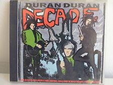 CD ALBUM DURAN DURAN DEcade CDP 593178
