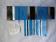 Vintage YSL Yves Saint Laurent Rive Gauche 120g 4 fl. OZ 120 Ml Edt Raro Original